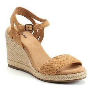 Sonoma Anet Womens Espadrille Wedge Sandals